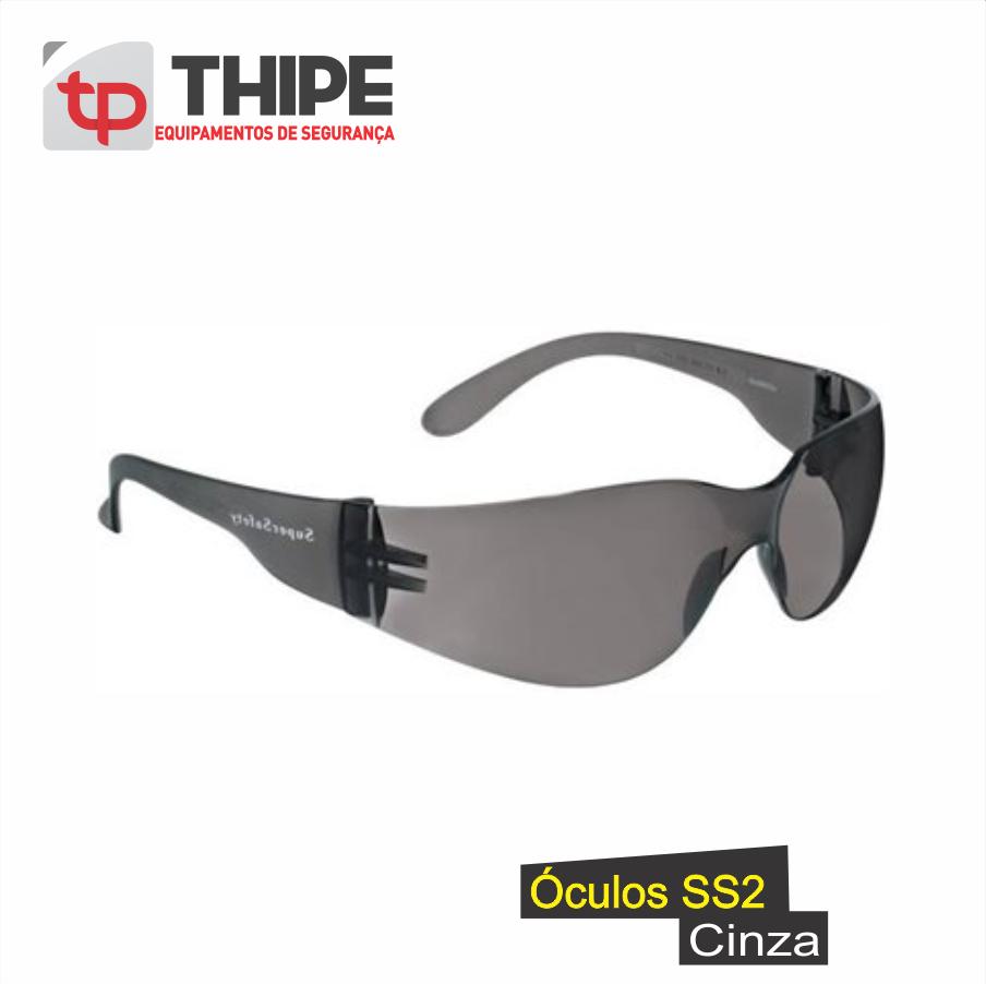 Óculos SS2 Cinza – THIPE d6559c16af