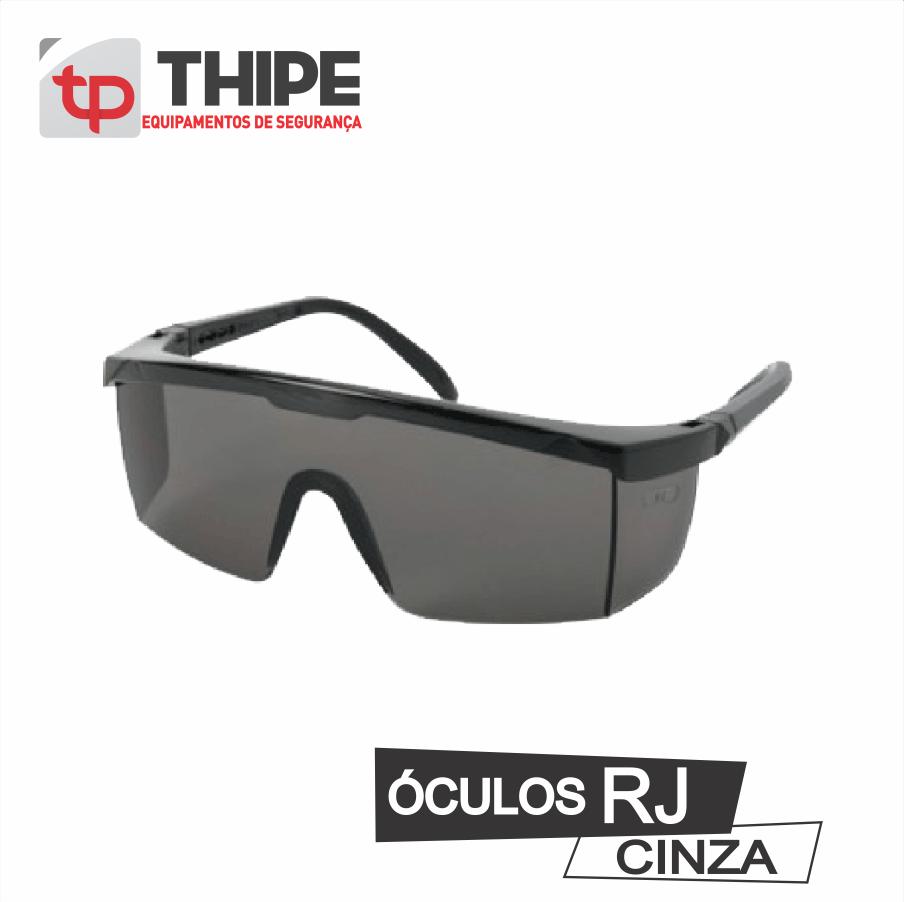Óculos RJ Cinza – THIPE 4d6a6cd213