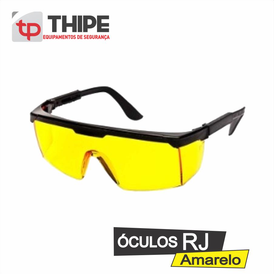 Óculos RJ Amarelo – THIPE 4584ab8803
