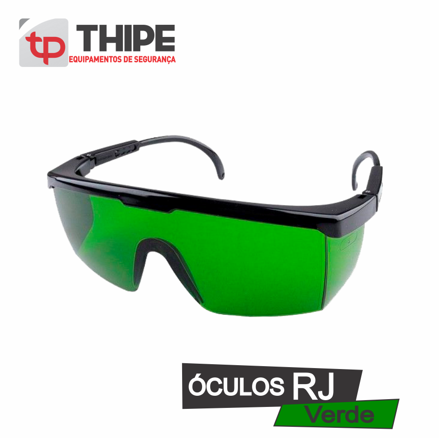 Óculos RJ Verde – THIPE a8df824f80